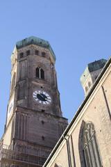 Frauenkirche in München (Liebfrauendom)