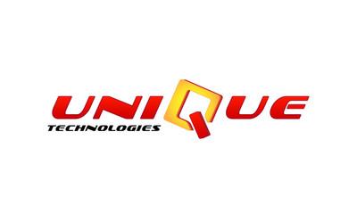 Logo template, technology, technologies, unique, it, vector