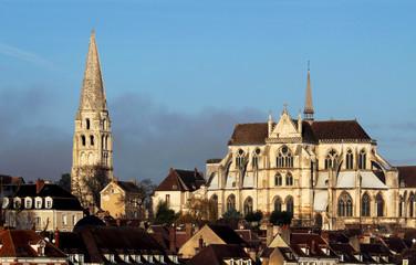 L'abbaye d'Auxerre