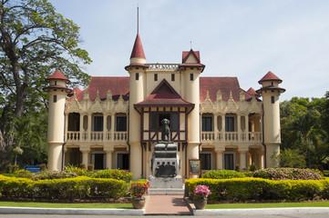 King Rama IV grand palace, Thailand.