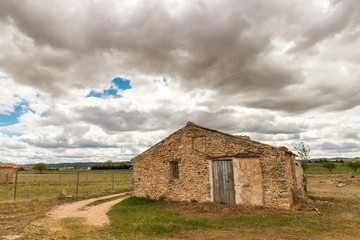 Vieja Casa Rural. Albacete. España