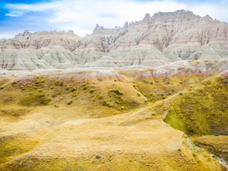 Badlands National Park, South Dakota, United States