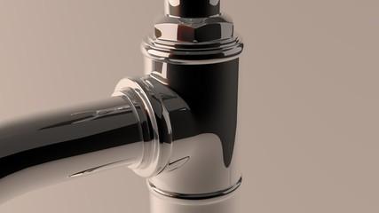 Faucet mixer