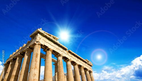 Parthenon on the Acropolis - 64765282