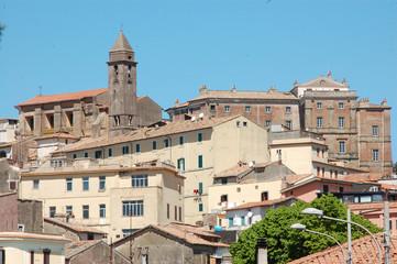 A glimpse of Genzano di Roma - Rome-Italy