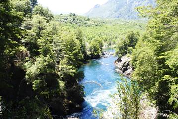Cascada Los Alerces, Tronador, Bariloche