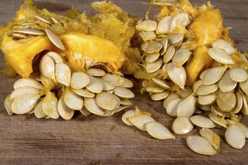 Raw Squash Seeds