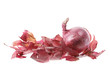 Red Onion and Skin