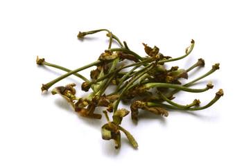 Cherry stem tea