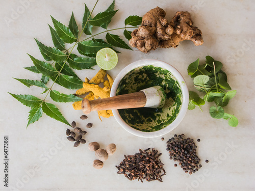 Natural Medicine - 64773861
