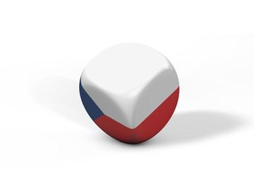 Tschechien Würfel