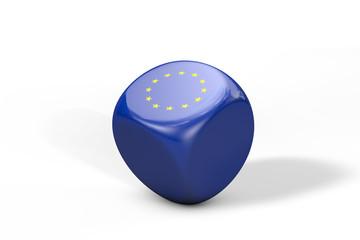 Europa Würfel