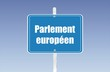 panneau parlement européen