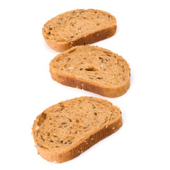 Healthy grain bread
