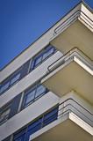 Bauhaus in Dessau poster