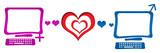 Online Dating Screen Banner