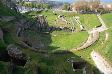 Anfiteatro Volterra,Toscana