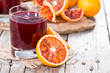 Homemade Blood Orange Juice