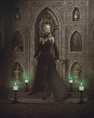 strega e rituale magico