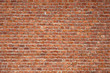 canvas print picture - Brick Wall Background