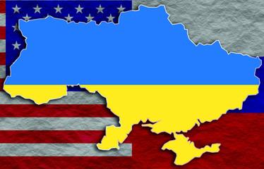 usa - russia ukrainian conflict