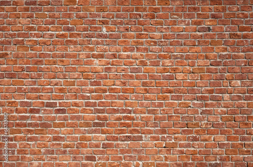 Leinwandbild Motiv Brick Wall Background