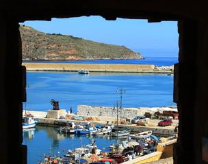 Il porto di Catellammare