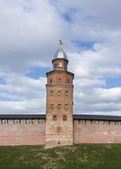 Towers of Novgorod Kremlin