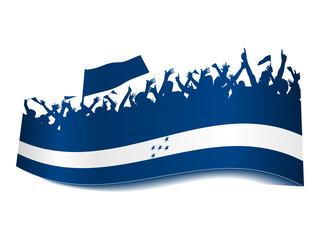 2014 Gruppen Schild - Honduras