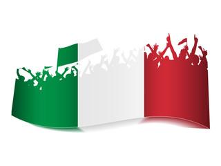 2014 Gruppen Schild - Italien
