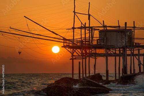 Zdjęcia na płótnie, fototapety, obrazy : The coast of the Travocchi