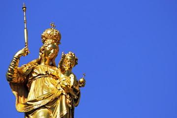 Marienfigur in München