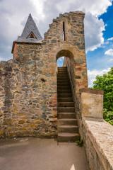 Burg Frankenstein, Darmstadt-Eberstadt