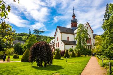 Kloster bei Eltville am Rhein