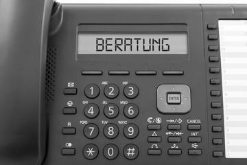 telefonische Beratung Sorgentelefon © Matthias Buehner