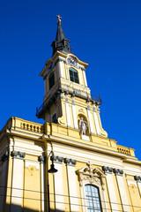 Theresa City Parish Church in Budapest