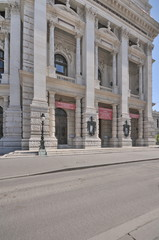 Wien1, Universitätsring, Burgtheater, #2682