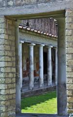 Gli scavi di Oplontis - Villa di Poppea - Napoli