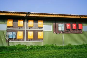 Wechselrichter für Photovoltaikanlage
