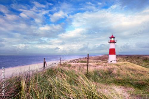 Foto op Canvas Strand am Ellenbogen auf Sylt