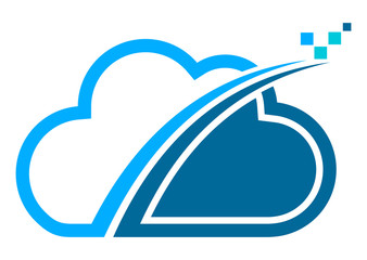 logo cloud digital