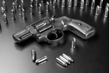 Dark revolver