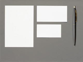 whites form on a gray background