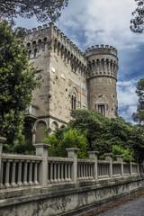Castello di Quercianella - Toscana, italia