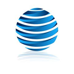 логотип земля