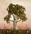 Enchanted nature series - Spring tree