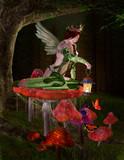 Midsummer night's dream series - Queen of fairies