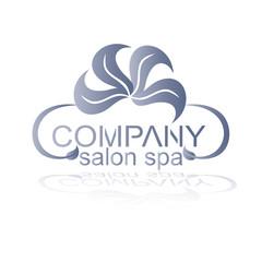 логотип spa салон