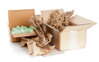 canvas print picture - Recyclable packaging material
