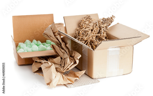 canvas print picture Recyclable packaging material